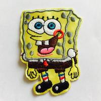 ワッペン sponge bob