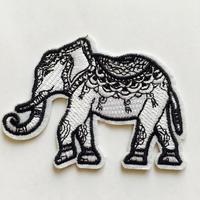ワッペン 象