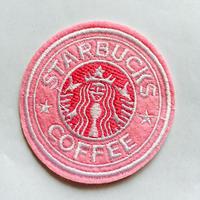 ワッペン Starbucks coffee