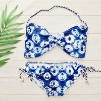 即納 String simply desing bandeau bikini Classic