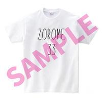 ZOROME Tシャツ