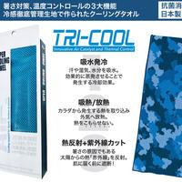 【2枚セット】SUPER COOLING TOWEL Air. スーパークーリングタオル エアー 業界初! 高冷却機能タオルー吸水発冷+吸熱放熱+遮熱ー日本製 新発売