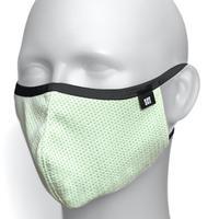 2020放熱通気マスク【日本製】スーパークーリングマスク/テラックスクール(放熱・吸熱・遮熱・吸水発冷・接触冷感・紫外線カット・抗菌防臭)密-対応マスク【ライトイエロー】