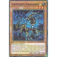 フランス語版 SAST-FR013 Guardragon Garmides 守護竜ガルミデス (ノーマル) 1st Edition