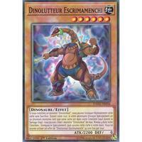 フランス語版 DANE-FR006 Dinowrestler Eskrimamenchi ダイナレスラー・エスクリマメンチ (ノーマル) 1st Edition