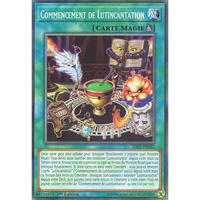 フランス語版 SAST-FR065 Impcantation Inception 魔神儀の祝誕 (ノーマル) 1st Edition