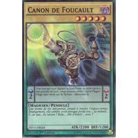 フランス語版 PEVO-FR024 Foucault's Cannon フーコーの魔砲石 (スーパーレア) 1st Edition