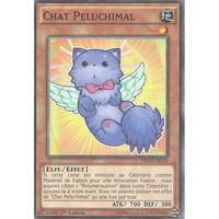 フランス語版 NECH-FR019 Fluffal Cat ファーニマル・キャット (ノーマル) 1st Edition