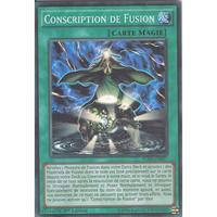 フランス語版 FUEN-FR057 Fusion Conscription 融合徴兵 (スーパーレア) 1st Edition