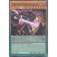 フランス語版 PEVO-FR002 Chronograph Sorcerer クロノグラフ・マジシャン (ウルトラレア) 1st Edition