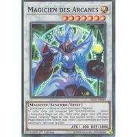 フランス語版 INCH-FR049 Arcanite Magician アーカナイト・マジシャン (スーパーレア) 1st Edition