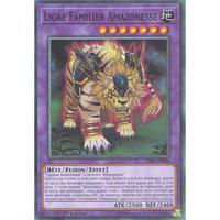 フランス語版 CIBR-FR094 Amazoness Pet Liger アマゾネスペット虎獅子 (ノーマル) 1st Edition
