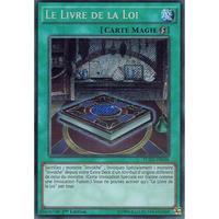 フランス語版 FUEN-FR036 The Book of the Law 法の聖典 (シークレットレア) 1st Edition