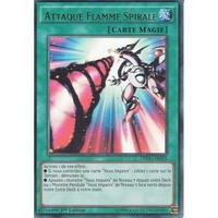 フランス語版 DPDG-FR001 Spiral Flame Strike 螺旋のストライクバースト (ウルトラレア) 1st Edition
