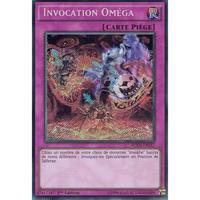 フランス語版 FUEN-FR037 Omega Summon 魔法名-「大いなる獣」 (シークレットレア) 1st Edition