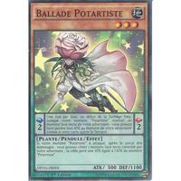 フランス語版 DPDG-FR002 Performapal Ballad EMバラード (スーパーレア) 1st Edition