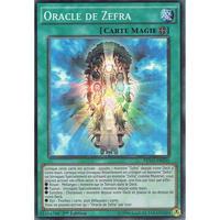 フランス語版 PEVO-FR050 Oracle of Zefra セフィラの神託 (スーパーレア) 1st Edition