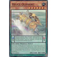 フランス語版 NECH-FR023 Qliphort Helix クリフォート・ゲノム (スーパーレア) 1st Edition