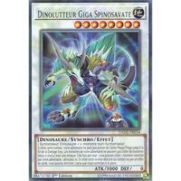 フランス語版 DANE-FR034 Dinowrestler Giga Spinosavate ダイナレスラー・ギガ・スピノサバット (レア) 1st Edition