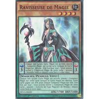 フランス語版 PEVO-FR029 Magical Abductor マジカル・アブダクター (スーパーレア) 1st Edition