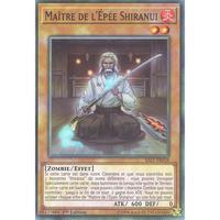 フランス語版 SAST-FR018 Shiranui Swordmaster 不知火の師範 (ノーマル) 1st Edition