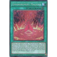フランス語版 FUEN-FR034 Magical Meltdown 暴走魔法陣 (シークレットレア) 1st Edition