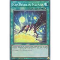 フランス語版 INCH-FR057 Magician's Right Hand 魔術師の右手 (スーパーレア) 1st Edition