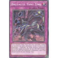 フランス語版 NECH-FR075 Yang Zing Brutality 竜星の凶暴化 (ノーマル) 1st Edition