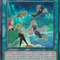 スペイン語版 LED4-SP004 Harpie's Feather Rest ハーピィの羽根休め (ウルトラレア) 1st Edition