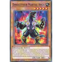 フランス語版 DANE-FR008 Dinowrestler Martial Anga ダイナレスラー・マーシャルアンガ (ノーマル) 1st Edition
