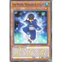 フランス語版 DANE-FR016 Yuki-Musume, the Ice Mayakashi 氷の魔妖-雪娘 (ノーマル) 1st Edition