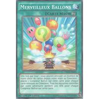 フランス語版 NECH-FR055 Wonder Balloons ワンダー・バルーン (ノーマル) 1st Edition