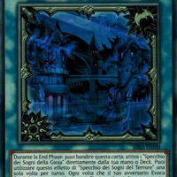 イタリア語版 RIRA-IT090 Dream Mirror of Terror 日本未発売 (スーパーレア) 1st Edition
