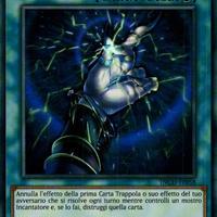 イタリア語版 INCH-IT058 Magician's Left Hand 魔術師の左手 (スーパーレア) 1st Edition