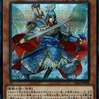 遊戯王>10期>IGAS(1011)>戦華の仲-孫謀【シク】008