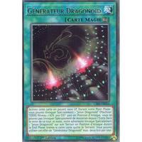 フランス語版 CIBR-FR054 Dragonoid Generator ドラゴノイド・ジェネレーター (レア) 1st Edition