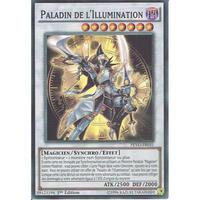 フランス語版 PEVO-FR031 Enlightenment Paladin 覚醒の魔導剣士 (スーパーレア) 1st Edition
