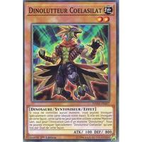 フランス語版 DANE-FR007 Dinowrestler Coelasilat ダイナレスラー・コエロフィシラット (ノーマル) 1st Edition