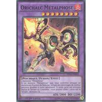 フランス語版 PEVO-FR054 Metalfoes Orichalc メタルフォーゼ・オリハルク (スーパーレア) 1st Edition