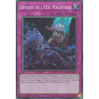 フランス語版 INCH-FR037 Evil Eye Defeat 妬絶の呪眼 (スーパーレア) 1st Edition