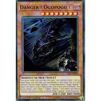 フランス語版 SAST-FR000 Danger! Ogopogo! 日本未発売 (ウルトラレア) 1st Edition