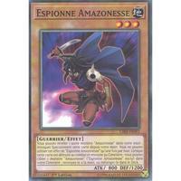 フランス語版 CIBR-FR093 Amazoness Spy アマゾネスの斥候 (ノーマル) 1st Edition