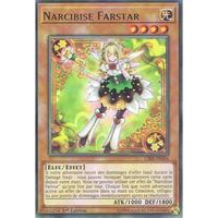フランス語版 CIBR-FR004 Trickstar Narkissus トリックスター・ナルキッス (レア) 1st Edition