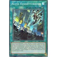 フランス語版 CIBR-FR084 Vendread Nights ヴェンデット・ナイト (スーパーレア) 1st Edition