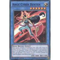 フランス語版 DPDG-FR015 Cyber Angel Benten サイバー・エンジェル-弁天- (スーパーレア) 1st Edition