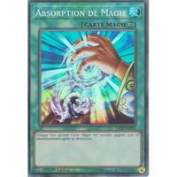フランス語版 INCH-FR053 Spell Absorption 魔法吸収 (スーパーレア) 1st Edition