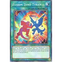 フランス語版 DANE-FR053 Tyrant Dino Fusion タイラント・ダイナ・フュージョン (ノーマル) 1st Edition