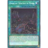 フランス語版 CIBR-FR057 World Legacy in Shadow 星遺物に差す影 (ノーマル) 1st Edition