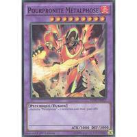 フランス語版 PEVO-FR053 Metalfoes Crimsonite メタルフォーゼ・カーディナル (スーパーレア) 1st Edition