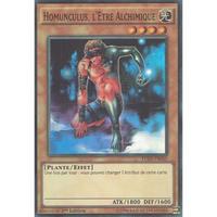フランス語版 FUEN-FR045 Homunculus the Alchemic Being 錬金生物 ホムンクルス (スーパーレア) 1st Edition